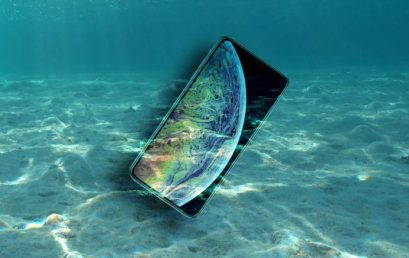 Apple Rancang iPhone XI dengan Teknologi Underwater